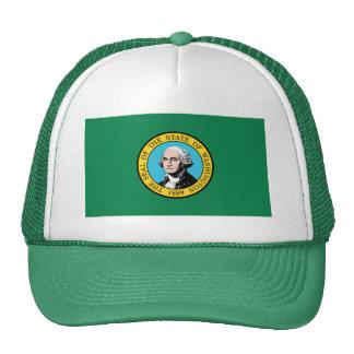 Washington Flag Hat