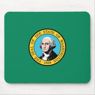 Washington Flag Mouse Pad
