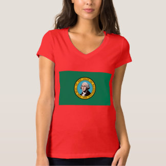 Washington Flag T-Shirt