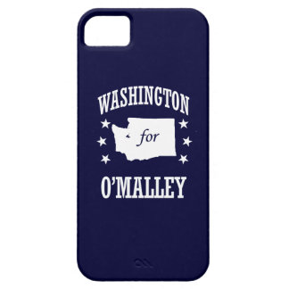 WASHINGTON FOR O'MALLEY iPhone 5 COVERS