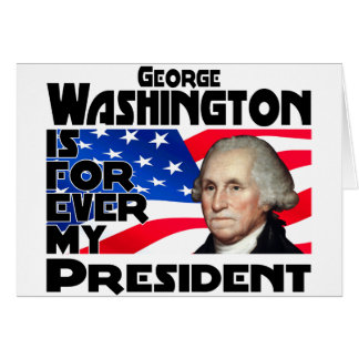 Washington Forever Card