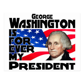 Washington Forever Postcard
