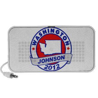 Washington Gary Johnson Travel Speaker