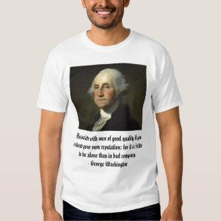 Washington, George Washington - Cu… - Modificado Remeras