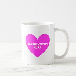 Washington Girl Coffee Mug
