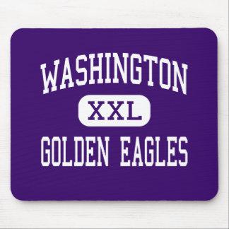 Washington - Golden Eagles - High - Tuskegee Mouse Pad