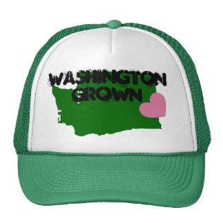 WASHINGTON GROWN MESH HAT
