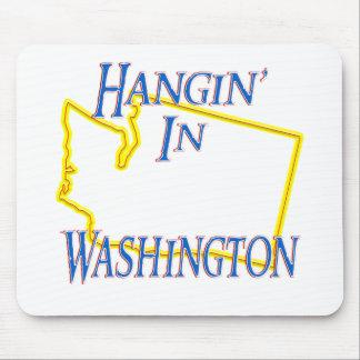 Washington - Hangin Alfombrillas De Ratones