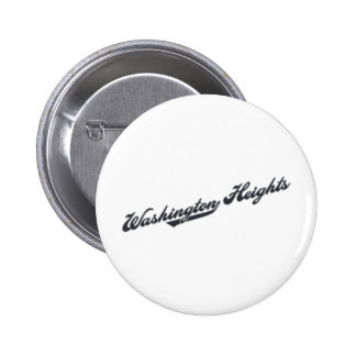 Washington Heights Pinback Buttons