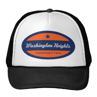 Washington Heights Trucker Hat