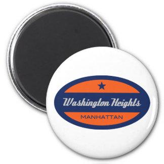 Washington Heights Imanes Para Frigoríficos