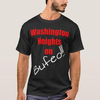 Washington Heights - Negro T-Shirt