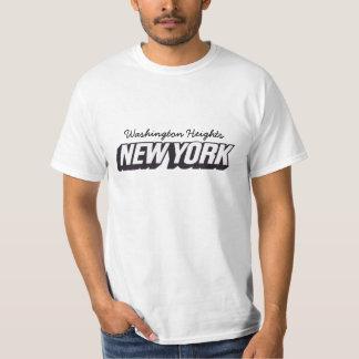 Washington Heights NYC Camisas