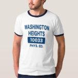 Washington Heights PHYS. ED 10033 Playera