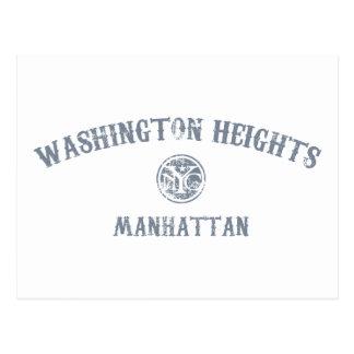 Washington Heights Postcard