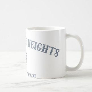 Washington Heights Taza Básica Blanca