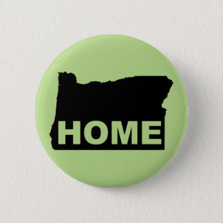 Washington Home Away From State Button Badge Pin