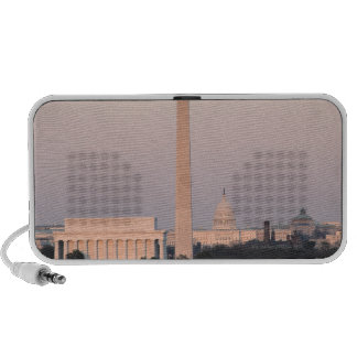 Washington, horizonte de DC PC Altavoces