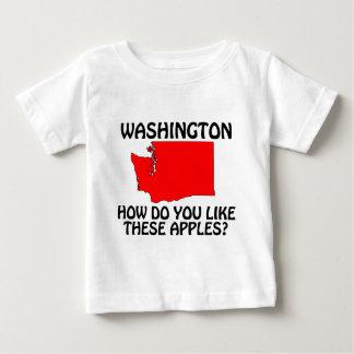 Washington - How Do You Like These Apples? Baby T-Shirt