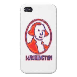 Washington iPhone 4 Covers