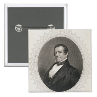 Washington Irving Button