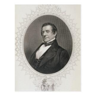Washington Irving Postcard
