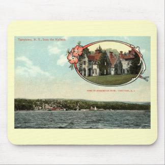 Washington Irving, Tarrytown, NY Vintage c1915 Mouse Pad