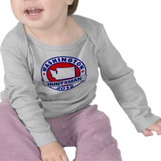 Washington Jon Huntsman T-shirts