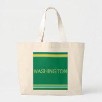 Washington Jumbo Tote Bag