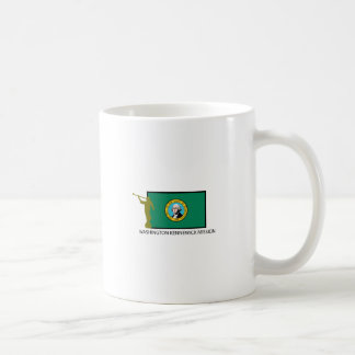 WASHINGTON KENNEWICK MISSION LDS CTR CLASSIC WHITE COFFEE MUG