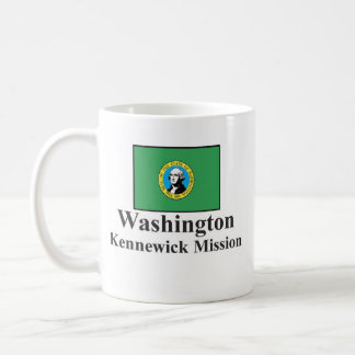 Washington Kennewick Mission Mug
