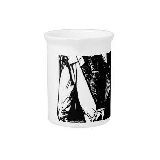 washington lincoln pitcher