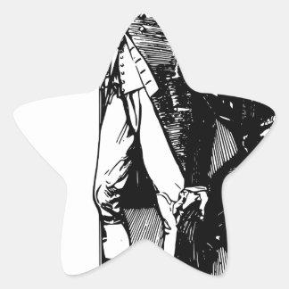 washington lincoln star sticker