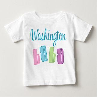 Washington lindo embroma la camiseta