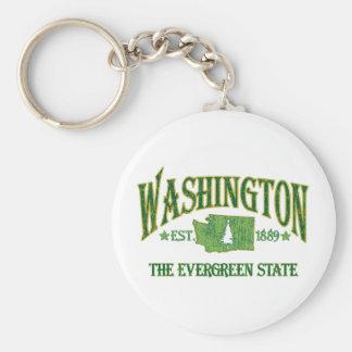 Washington Llavero Personalizado