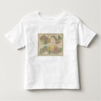 Washington Louisville y Jeffersonville T-shirts