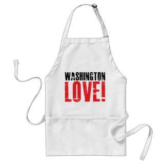 Washington Love Adult Apron