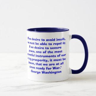 Washington Memorial Mug