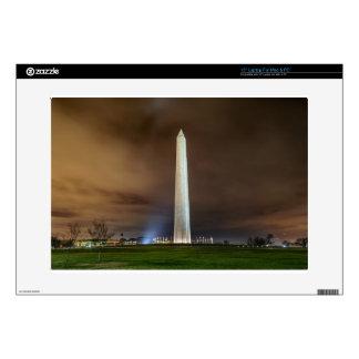 """Washington Monument 15"""" Laptop Skins"""