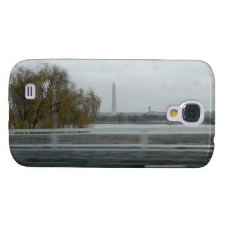 Washington Monument Across The River Samsung S4 Case