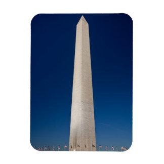 Washington Monument at Dusk Rectangular Photo Magnet