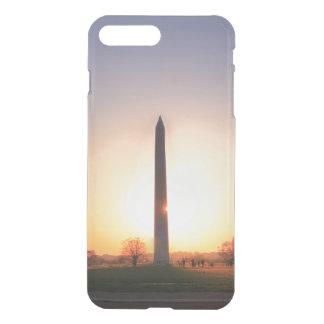 Washington Monument at Sunset iPhone 7 Plus Case