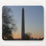 Washington Monument at Sunset Mouse Pad