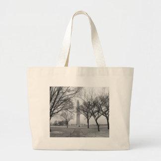 Washington Monument Canvas Bags