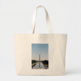 Washington Monument Tote Bags