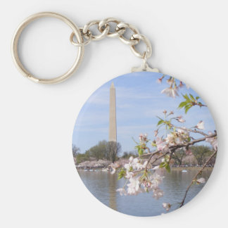Washington Monument Beautiful Gifts Keychain
