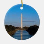 Washington Monument Christmas Ornaments
