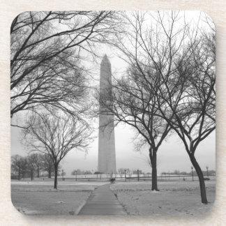 Washington Monument Beverage Coasters