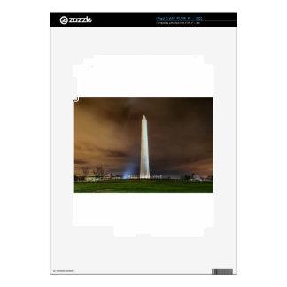 Washington Monument Decal For iPad 2