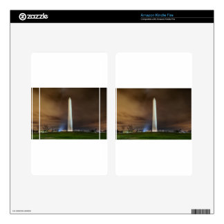 Washington Monument Decal For Kindle Fire
